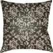 Surya Moody Damask Pillow Dk-032