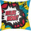Surya Warhol Pillow Wa-018