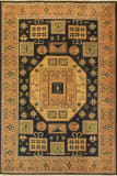 Tibet Rug Company Soumak Kazak Design 6 Area Rug