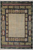 Tibet Rug Company 60 Knot Premium Tibetan Mesa  Area Rug