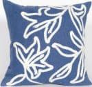 Trans-Ocean Visions I Pillow Windsor 3076/03 Blue Area Rug
