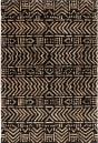 Trans-Ocean Cyprus Batik 7880/19 Brown Area Rug