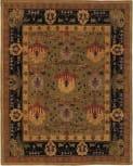 Tufenkian Tibetan Donegal II Nocturne Area Rug