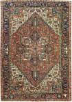 Tufenkian Heriz Antique Persian 7 Area Rug