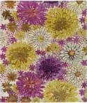 Tufenkian Tibetan Bouquet Spring Area Rug