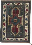 Tufenkian Knotted Green 5' x 7' Rug