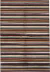 Tufenkian Tibetan Multi Stripe 6' x 9' Rug