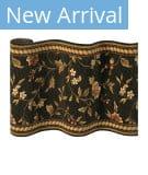 Couristan Royal Luxury Winslow 1327 Ebony Custom Length Runner