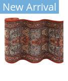 Couristan Timeless Treasures Vintage Baktiari 4325 Burgundy Custom Length Runner
