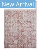 Feizy Armant 3946f Pink - Gray Area Rug