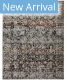 Feizy Caprio 3962f Blue - Rust Area Rug