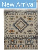 Feizy Wesley 3937f Gray - Light Blue Area Rug