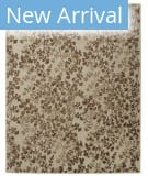 Feizy Bella 8832F Ivory - Beige Area Rug