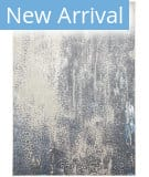 Feizy Azure 3401F Gray - Blue Area Rug