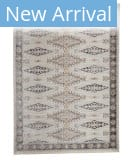 Feizy Kyra 3847F Beige - Gray Area Rug