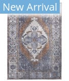 Feizy Percy 39AIF Blue Area Rug