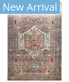 Feizy Percy 39AJF Gray - Multi Area Rug