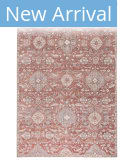 Jaipur Living Chateau Cht02 Aden Red - Gray Area Rug