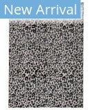 Jaipur Living Catalyst Cty07 Fauve Gray - Black Area Rug