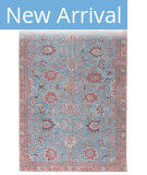 Jaipur Living Kindred Knd02 Ravinia Blue - Pink Area Rug
