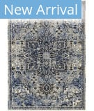 Karastan Tempest Perception Cobalt Area Rug