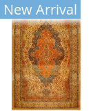 Karastan Antiquity Bandar Gold Area Rug