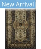 Karastan Antiquity Shiraz Blue Area Rug
