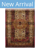 Karastan Antiquity Shiraz Red Area Rug