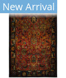 Karastan Antiquity Tehran Red Area Rug
