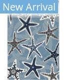 Kas Harbor 4203 Blue Sands Area Rug