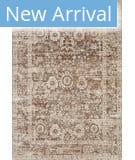 Loloi Theory THY-06 Mocha - Natural Area Rug