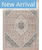 Lr Resources Dune 81668 Soft Pink - Gray - White Area Rug