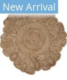 Lr Resources Natural Jute 12045 Natural Area Rug