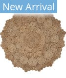 Lr Resources Natural Jute 12046 Natural Area Rug