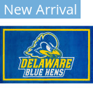 Luxury Sports Rugs Team University Of Delaware Blue Area Rug