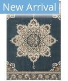 Oriental Weavers Fiona 5570X Blue - Beige Area Rug