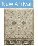Oriental Weavers Florence 4928C Blue - Brown Area Rug