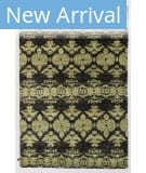 Solo Rugs Grit and Ground Camo Charcoal Area Rug