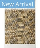 Solo Rugs Grit and Ground Cleo Cream Area Rug