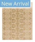 Solo Rugs Grit and Ground Cosmic Glow Cream Pile Gray Area Rug