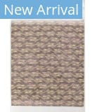 Solo Rugs Grit and Ground Revolver Gray - Pink Area Rug