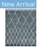 Luxor Lane Knotted Ede-S3235 Gray Area Rug