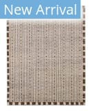Solo Rugs Grit and Ground Uppsala Gray Area Rug