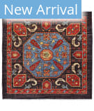 Persian Carpet Classic Revival Kaitag AP-24 Charcoal Area Rug