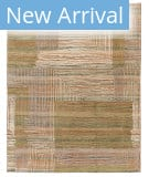 Tufenkian Knotted Rust- Green 8' x 10' Rug