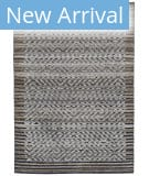 Tufenkian Knotted Ash 4' x 6' Rug