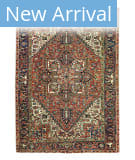 Tufenkian Heriz Antique Persian 7 Area Rug