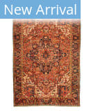 Tufenkian Heriz Semi-Antique 9 Area Rug