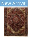 Tufenkian Heriz Semi-Antique Persian 4 Area Rug