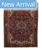 Tufenkian Heriz Semi-Antique Persian 2 Area Rug